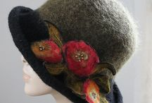 BEAUTIFUL FELTED ITEMS