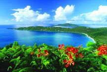 Caribbean and the Tropics / The mystery and beauty of the sea captures my love for writing about the Caribbean