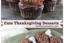 thanksgiving desserts