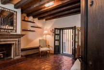 Casa Belmond / Casa Belmond's earthy adobe exterior and reminiscent interior help create a warm and comforting ambiance.  http://cdrsanmiguel.com/property/casa-belmond/