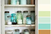 Paint colours / Paint
