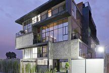 Modern home / Modern Home all around the world รวบรวมบ้านโมเดิร์นจากทั่วโลก    / by Advance Home