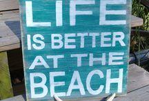 Beach →★