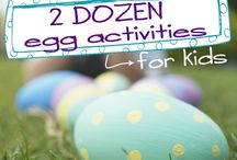 easter/spring ideas / by Brittany Collins