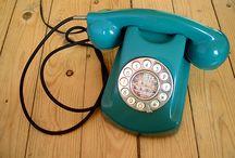 Turquoise Phones