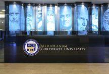 Mediolanum Corporate University / Mediolanum Corporate University: l'università del terzo millennio! - Una realizzazione firmata Concreta Srl www.concretasrl.com/view/progetti/mediolanum - www.blog.concretasrl.com/mediolanum/