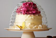 Cake Stands, Cookie Jars, Cloches