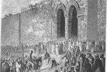 Entrée à Jérusalem