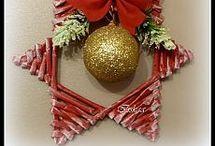 pletení vánoce