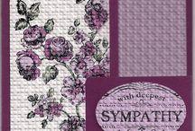 Stamping - Sympathy / by Melanie Simington