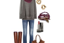 Outfits / by Sophie Jampel