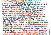 Life Inspiration / by Kimberly Lies
