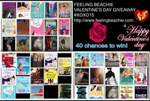 Massive Valentine's Day Giveaway / 40 bestselling books are up for grabs in this awesome giveaway