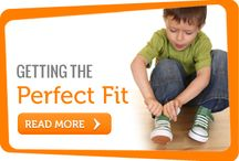 The Right Fit / Your child's feet are important; make the right choice for their shoes at #KiddieKobbler.