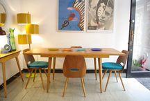 Interior design 60s PRL