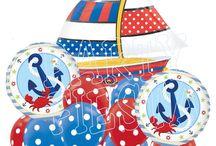 Mickey Sailor Birthday Party Ideas