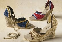 Crotchet Shoes