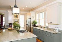Kitchen Ideas / by Alicia Bunderson