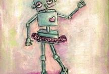 ROBOTS AMOR