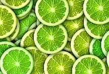 Lime Green - My happy color! / by Ann Gowgiel