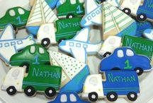 Kids Party Cookies