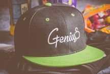 Genius / Genius brand fashion modelling