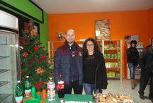Inaugurazione 13/12/2014 / Inaugurazione nuovo punto vendita! Cilento Gluten Free di Emanuele Di Matteo