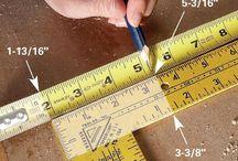 Measuring tips & tricks