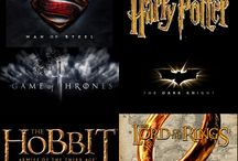 Movie Collectables / Licensed movie collectables from Noble Collection: Batman-The Dark Knight, Game of Thrones, Superman-Man of Steel, Harry Potter, The Hobbit and Lord of the Rings.