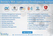 Web Application Development / Custom Web Application Development : http://www.brevitysoftware.com/services/web-application-development