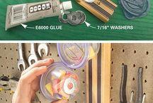 Garage/Shed Organization