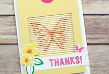 Stampin' Up! You move me