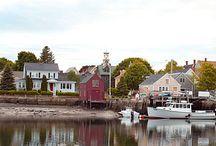 Travel:  New England