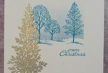 Joulukortteja Christmas Cards