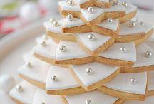 Gâteau Noël
