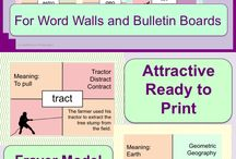 Learning for Kids - Vocabulary / by Amanda Gilliland