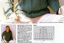 pulóver minta