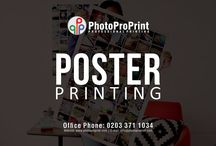 Poster print / A poster print is an ideal to be placed on your home or office walls.