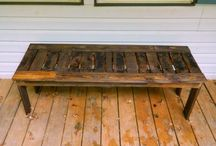 Pallet Furniture Upcycle