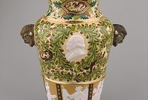 Pottery, China and Porcelain
