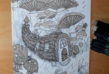 My Illustation / Things I draw!