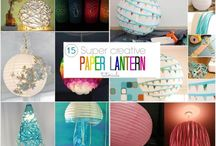 Light, Lanterns and Lamp Ideas