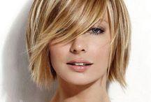 hair color & style ideas