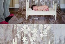 Декор для фотосъёмки новорождённых
