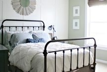 bedrooms / Ideas and inspiration for master bedrooms and guest rooms. / by embellishology