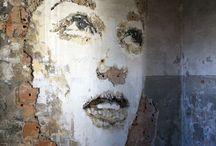 escultura bajo relieve