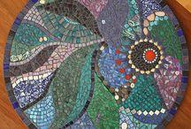 Mosaiikki-ideoita