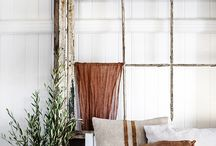 A Shabby Chic Home / Home decor ideas for create a shabby chic style
