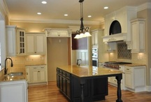 Kitchen ideas / by Amy Kirby