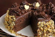 Торты,пироги,пироженое от Алии